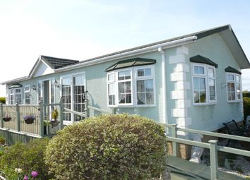 Thumbnail 2 bed mobile/park home for sale in Conifer Way, Locking, Weston Super Mare