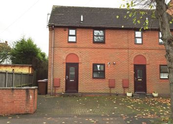 Thumbnail 2 bed semi-detached house to rent in John Street, Hinckley