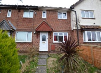 Thumbnail 2 bed terraced house to rent in Doddridge Close, Staddiscombe, Plymouth, Devon