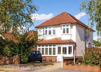 Highfield Drive, Ewell, Epsom KT19. 3 bed detached house