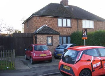 Thumbnail 3 bedroom semi-detached house to rent in Orchard Road, Histon, Cambridge