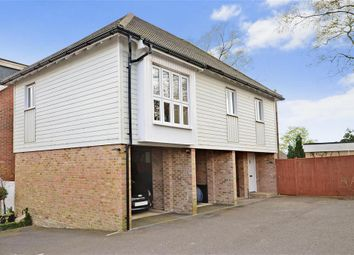 Thumbnail 2 bed maisonette for sale in Watson Way, Crowborough, East Sussex