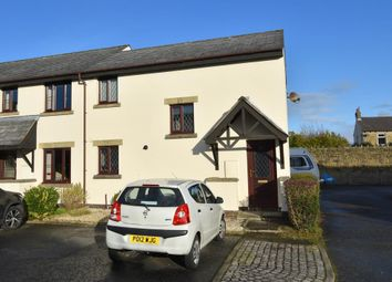 Thumbnail 2 bed end terrace house for sale in Alleys Green, Clitheroe, Lancashire