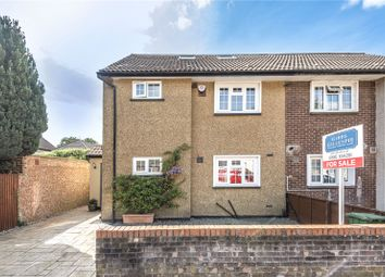 Great Central Avenue, Ruislip, Middlesex HA4. 4 bed semi-detached house