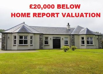 Thumbnail 5 bed detached bungalow for sale in Ord Road, Marybank, Muir Of Ord