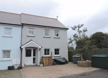 Thumbnail End terrace house for sale in Penwallis, Fishguard