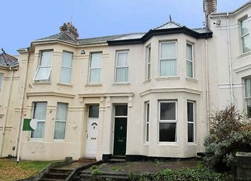 Thumbnail 5 bedroom shared accommodation to rent in Channel View Terrace, Plymouth