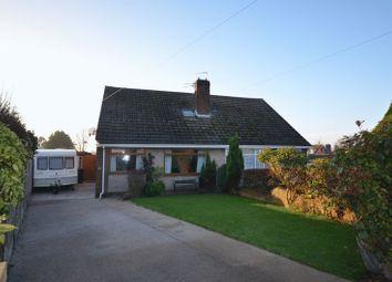 Thumbnail 4 bed semi-detached bungalow for sale in Sunderland Avenue, Hambleton, Poulton-Le-Fylde