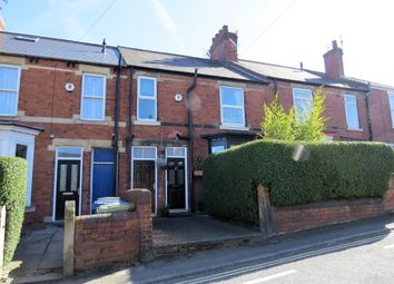 Thumbnail 3 bed terraced house for sale in St. Johns Road, Chesterfield