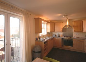 Thumbnail 4 bed town house to rent in Hart Place, Pengam Green, Cardiff