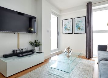 Thumbnail 2 bedroom flat for sale in Mulberry House, Park Place, Stevenage