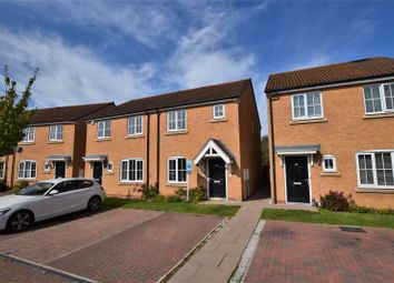 Thumbnail 2 bed semi-detached house for sale in Snowberry Close, Hasland, Chesterfield