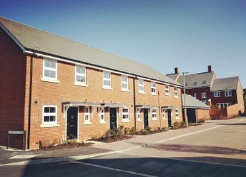 Thumbnail 2 bed terraced house for sale in Paddocks Way, Ferndown