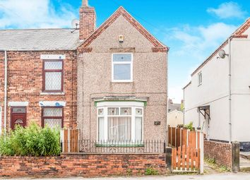 Thumbnail 2 bed terraced house to rent in John Street, Clay Cross, Chesterfield