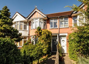 Thumbnail 3 bed terraced house for sale in Courtland Road, Iffley Borders