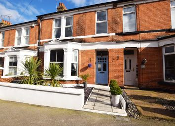 Malvern Road, Gillingham ME7. 4 bed terraced house for sale