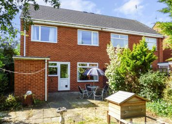 Thumbnail 3 bed semi-detached house for sale in Westminster Road, Broughton, Chester