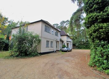 Thumbnail 1 bed flat to rent in Lakeside, Sandhurst Road, Finchampstead
