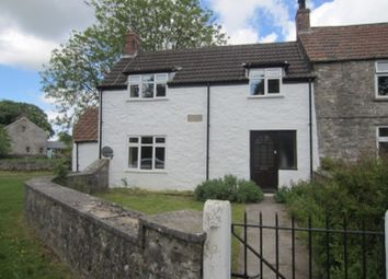 Thumbnail 2 bed semi-detached house to rent in The Green, Priddy, Wells