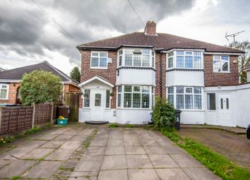 Thumbnail 3 bed semi-detached house to rent in Holly Lane, Marston Green