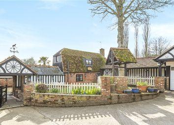 Thumbnail 2 bed detached house for sale in Redbridge Farm, Dolmans Hill, Lytchett Matravers, Poole