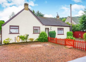 Thumbnail 3 bed detached bungalow for sale in Perth Road, Abernethy, Perth