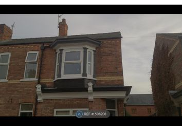 Thumbnail 3 bedroom flat to rent in Carlisle Street, Gainsborough