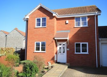 Thumbnail 4 bed detached house for sale in Anchorage Court, Puriton, Bridgwater
