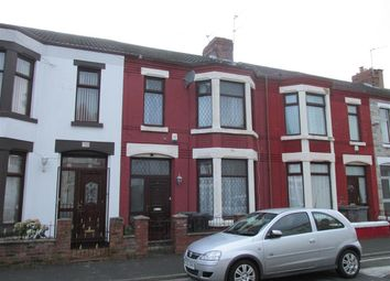 Thumbnail 3 bed terraced house for sale in Harcourt Avenue, Wallasey