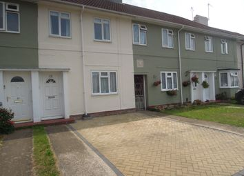 2 bed terraced house for sale in Monks Way, Mansbridge SO18