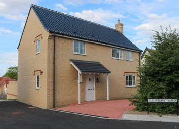 Thumbnail 4 bed detached house for sale in Mill Road, Peasenhall, Saxmundham