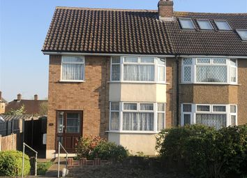 Thumbnail 3 bed semi-detached house for sale in Ravenscourt Grove, Hornchurch
