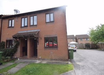 Thumbnail 2 bed town house for sale in Whilton Court, Belper