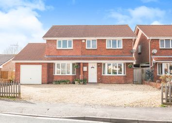 Thumbnail 5 bed detached house for sale in Becket Road, Weston-Super-Mare