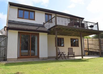 Thumbnail 4 bed detached house for sale in Gweal Wartha, Helston