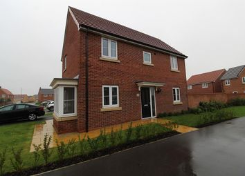Thumbnail 4 bed detached house to rent in Honeysuckle Way, Sowerby, Thirsk