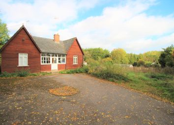 Thumbnail 4 bed bungalow for sale in Whiteshoots Hill, Bourton-On-The-Water, Cheltenham
