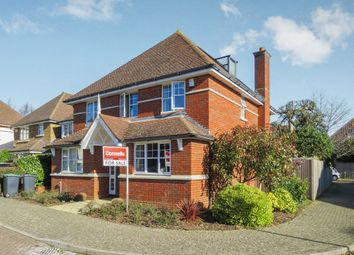 Thumbnail 4 bedroom detached house for sale in Admiral Way, Kings Hill, West Malling