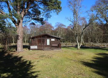 Thumbnail 2 bed bungalow for sale in Heatherwood Park, Dornoch