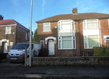 Thumbnail 3 bed semi-detached house for sale in Betley Road, Stockport