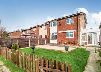 Thumbnail 3 bed end terrace house for sale in Pearl Way, Mottram, Hyde, Greater Manchester