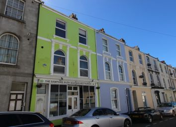 Thumbnail 2 bed flat to rent in Admiralty Street, Stonehouse, Plymouth
