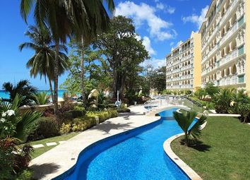 Thumbnail 2 bed apartment for sale in Christ Church, Barbados
