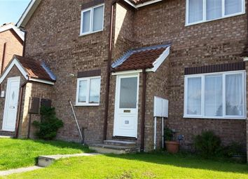 Thumbnail 1 bedroom flat to rent in Colchester Close, Chatham