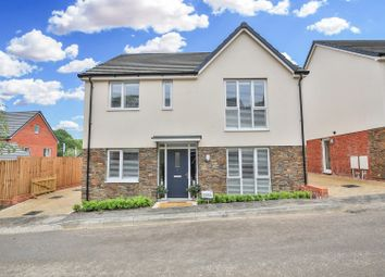 Thumbnail 4 bed detached house for sale in Clos Coed Collings, Sketty