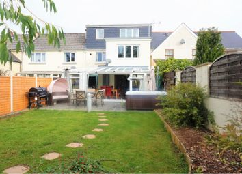 3 bed terraced house for sale in Caxton Row, Tiverton EX16