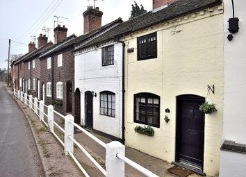 Thumbnail 1 bed terraced house for sale in Heyfields Cottages, Tittensor Road, Tittensor