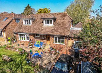 Thumbnail 4 bed detached house for sale in Woods Lane, Cliddesden, Basingstoke
