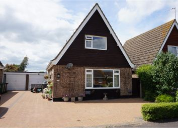 Thumbnail 3 bed detached bungalow for sale in Welbeck Avenue, Martham, Great Yarmouth