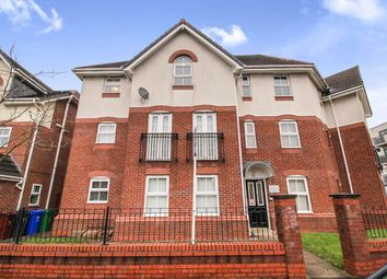 Thumbnail 2 bed flat for sale in Parrs Wood Road, Withington, Manchester